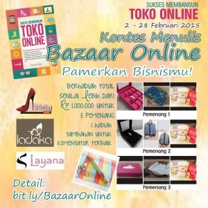Poster BazaarOnline